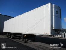 Trailer isotherm Schmitz Cargobull Tiefkühler Multitemp Trennwand Ladebordwand