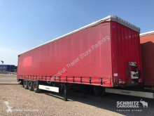 Semi remorque Krone Curtainsider Standard Ladebordwand rideaux coulissants (plsc) occasion