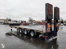 Kässbohrer heavy equipment transport semi-trailer SLH 3