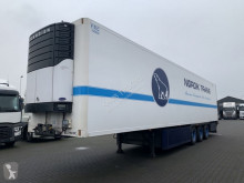 Semi remorque frigo mono température Lamberet Carrier Vector 1850 BPW Axles