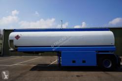EKW ADR FUEL TANK TRAILER semi-trailer used chemical tanker