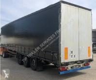 نصف مقطورة Schmitz Cargobull RIDEAUX COULISSANT ستائر منزلقة (plsc) مستعمل