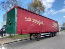 Renders tautliner semi-trailer Tautliner