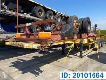 Semi remorque Fruehauf Skelet 20-30-40 ft porte containers occasion