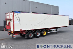 Semi remorque Happy Trailer SK 40 | BANDWAGEN 52 M³ * LIFTACHSE * LENKACHSE déchargeur automatique occasion
