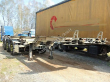 Semi reboque chassis Schmitz Cargobull SCF 24 Slider*Multifunktion* /20/20/30/40/45