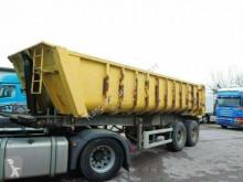 Semi remorque benne Trailor Stahlkipper ca.20 cubic*