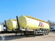 Návěs Spitzer Eurovrac- Kippsilo 55m3* ADR*luft cisterna práškový použitý