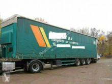Sættevogn Schmitz Cargobull Pritsche/Plane*Hubdach*Mega palletransport brugt