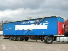 Schmitz Cargobull tarp semi-trailer Pritsche/Plane*verzinkte rahmen*