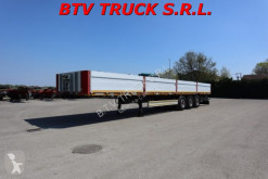 Viberti semi-trailer used dropside flatbed