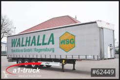 Návěs Fliegl SDS, Tautliner, Standard, Liftachse savojský použitý