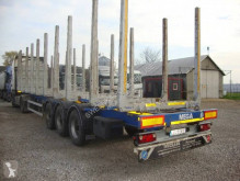 Mega timber semi-trailer