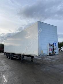 Semi remorque Schmitz Cargobull Non spécifié fourgon occasion