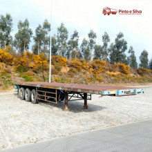 Trailer M&G 40324 SGW tweedehands containersysteem