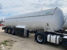 BC-LDS semi-trailer used gas tanker