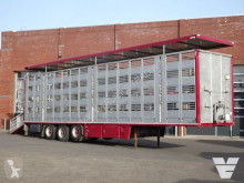 Menke cattle semi-trailer 4 Stock Livestock trailer