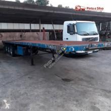 Fruehauf container semi-trailer T 34 C