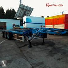 Návěs Foztreilas FOZT JC 18 CR 331106 nosič kontejnerů použitý