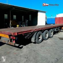 Návěs plošina Lecitrailer LTP-3ES