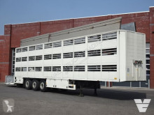 Berdex cattle semi-trailer 3 Stock Livestock trailer