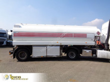 Návěs cisterna EKW ROC-39T + ADR + + 5 COMP + 24000 L