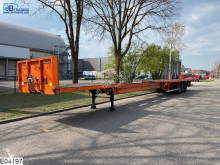 Naczepa platforma Kaiser open laadbak 38000 KG 7,15 Extendable Totaal 13,50 - 20,65 mtr