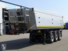 Sættevogn Schmitz Cargobull SKI SKI 24*Liftachse*27m³*Rollplane*A ske brugt