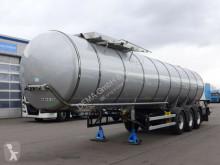 Návěs cisterna práškový Kässbohrer STS 32*TÜV*BPW-Achsen*Liftachse*A