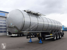 Kässbohrer powder tanker semi-trailer STS 32*TÜV*BPW-Achsen*Liftachse*A