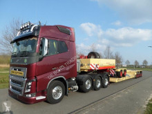 Goldhofer THP XLE 6 2+4 Low Loader semi-trailer used heavy equipment transport