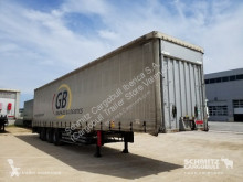 Tautliner semi-trailer Curtainsider Standard