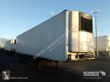 Sættevogn Schmitz Cargobull Reefer Multitemp Taillift isoterm brugt