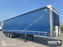 Naczepa Schmitz Cargobull Semitrailer Curtainsider Standard firanka używana