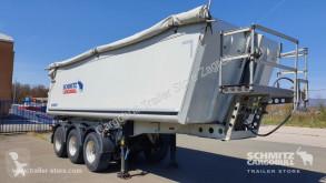 Semirremolque volquete Schmitz Cargobull Semitrailer Tipper Alu-square sided body 29m³