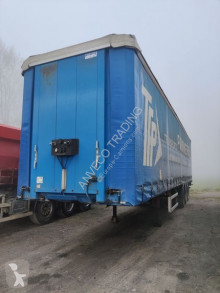 Lecitrailer tautliner semi-trailer huiftrailer