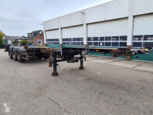 Semirimorchio Broshuis Container chassis 40ft. Multi portacontainers usato