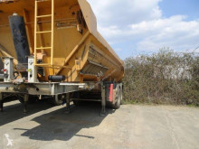 Samro construction dump semi-trailer 2 ESSIEUX HARDOX