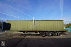 Trailer Pacton FLATBED TRAILER tweedehands platte bak