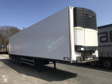 Van Eck carrier ,vol chassis 260 hoog en nieuwe apk. semi-trailer used mono temperature refrigerated