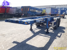 Semi remorque Renders Container Transport porte containers occasion