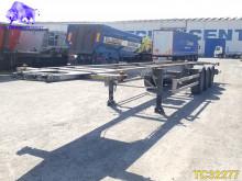 Fruehauf Container Transport semi-trailer used container