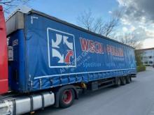 Semi remorque fourgon Schmitz Cargobull Hubdach / Liftachse / MEGA / EDSCHA