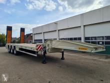 Scorpion heavy equipment transport semi-trailer Dieplader 58 Ton