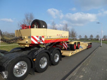Semi remorque Goldhofer THP XLE porte engins occasion