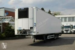 Semi remorque frigo Chereau Carrier Vector 1950Mt/Strom/Bi-Temp/LBW/FRC 2022