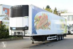 Semi remorque frigo Chereau Carrier Vector 1850MT /Strom/2,6h/Bi-Temp/SAF