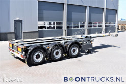 Broshuis 3UCC-39/45 | 2x20-30-40-45ft HC * DISC BRAKES semi-trailer used container