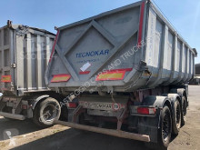 TecnoKar Trailers T3SP36/DELFINO CTG 04 semi-trailer used tipper