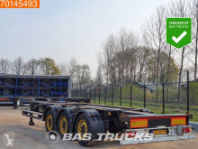 Semi remorque porte containers Kögel SW24 2x20-30-40 Ft Liftachse